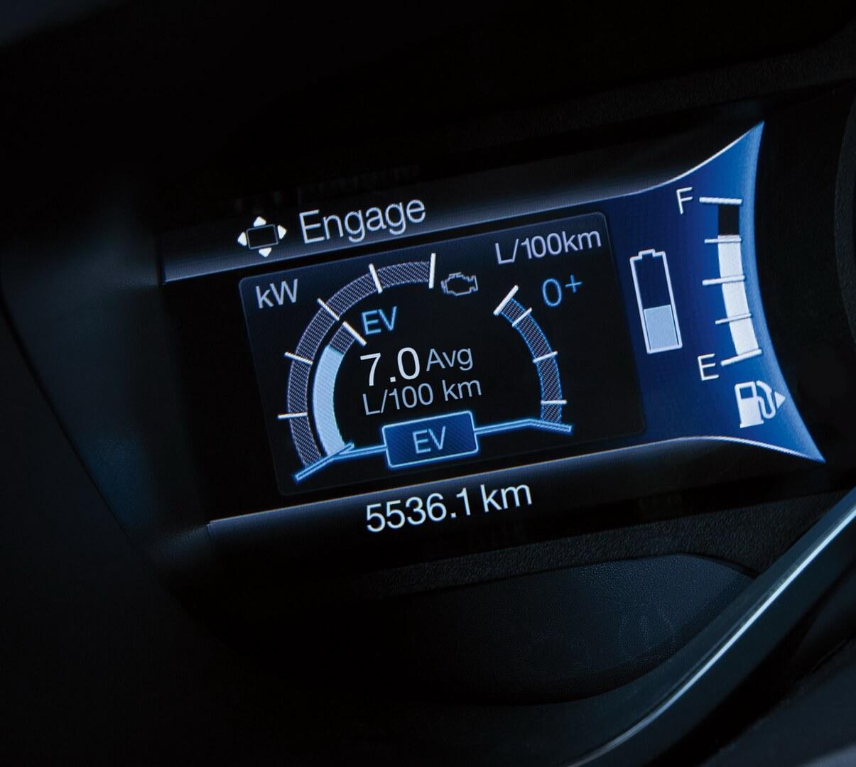 Фотография экоавто Ford C-Max Hybrid SE - фото 21