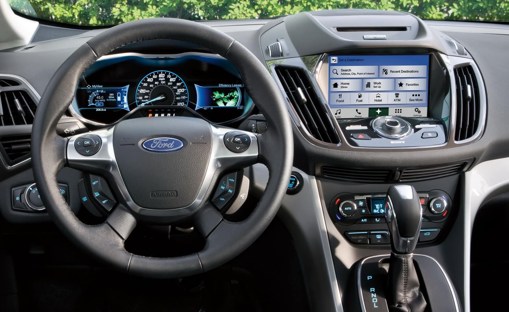 Фотография экоавто Ford C-Max Hybrid SE - фото 22