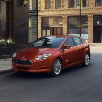 Фотография экоавто Ford Focus Electric - фото 3
