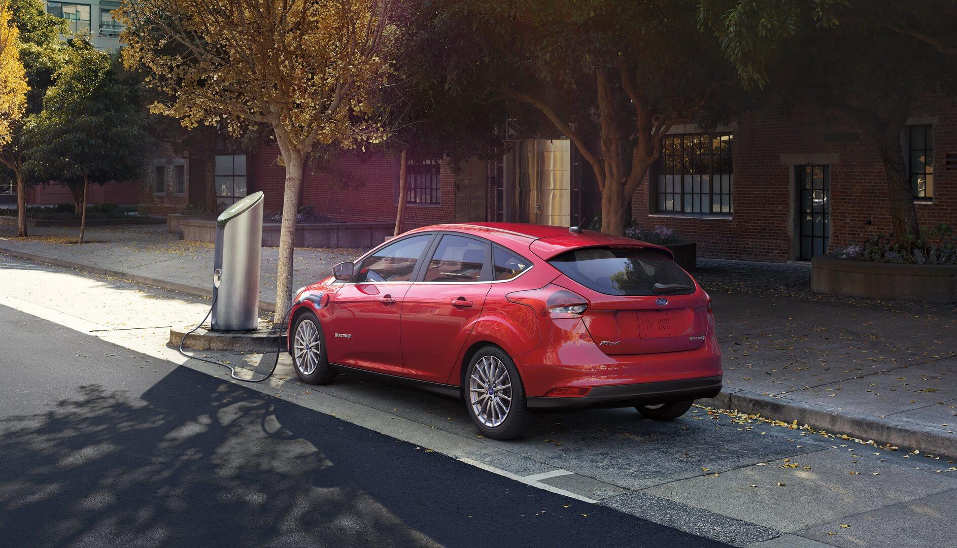 Электромобиль Ford Focus Electric
