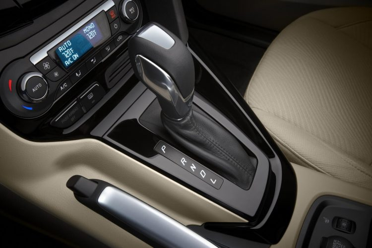 Коробка передач Ford Focus Electric
