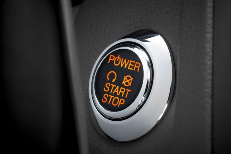 Старт-Стоп Ford Focus Electric