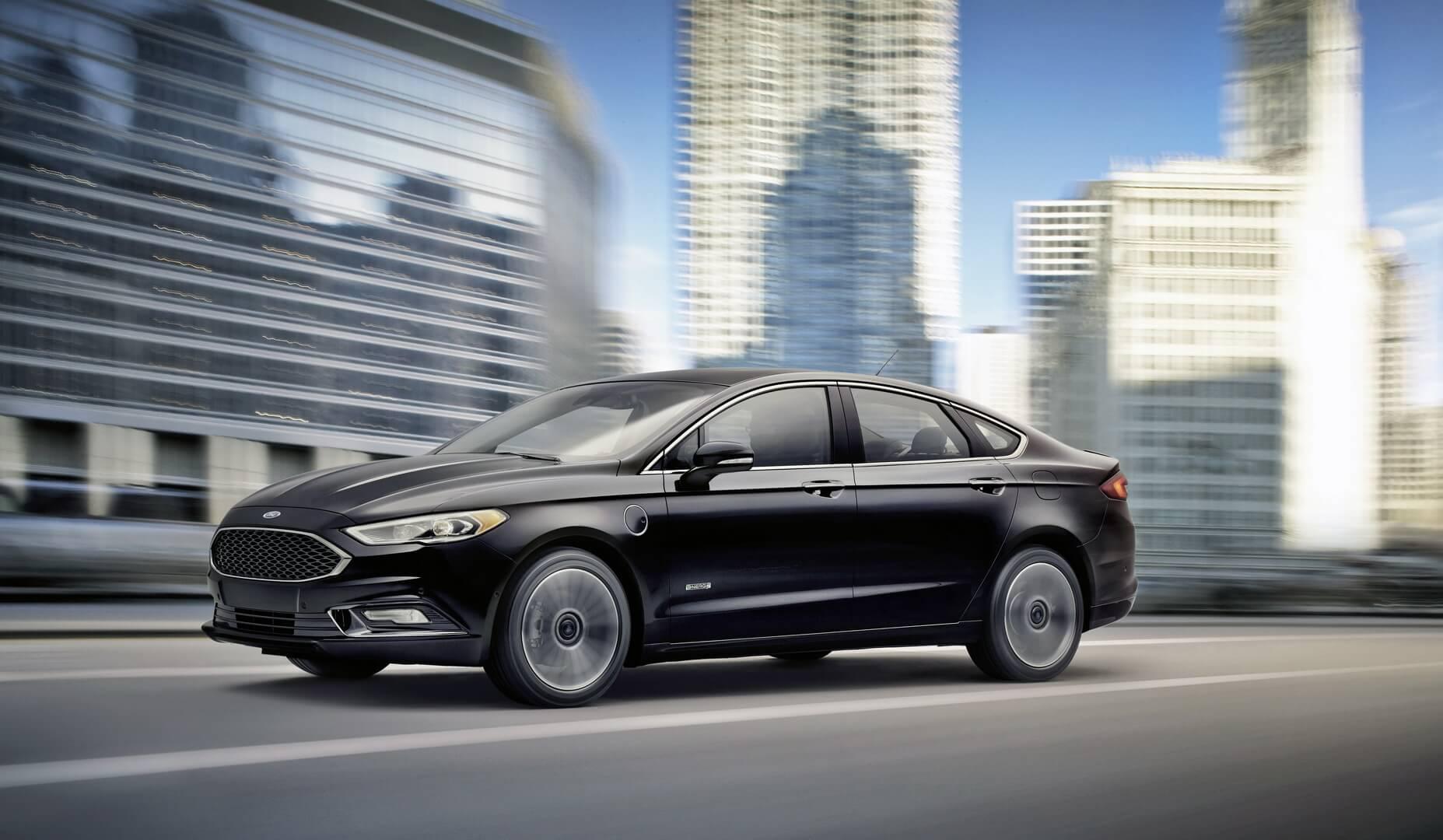 Фотография экоавто Ford Fusion Energi SE - фото 3