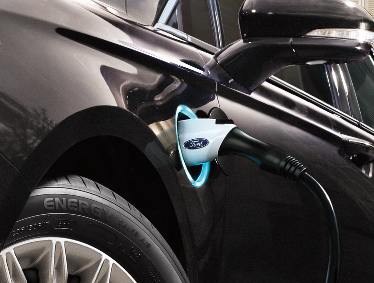 Фотография экоавто Ford Fusion Energi SE - фото 9