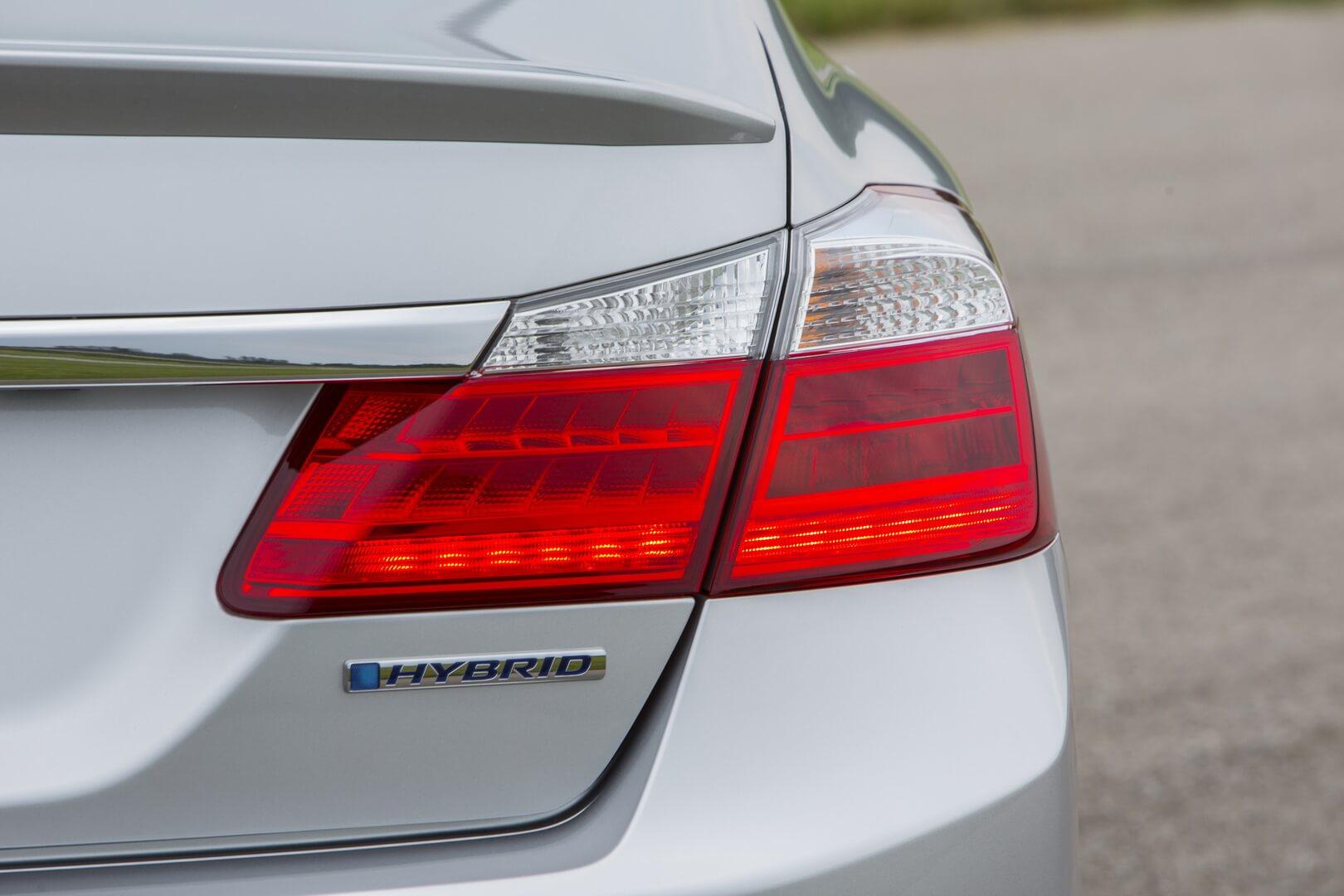 Фотография экоавто Honda Accord Hybrid 2014 - фото 9