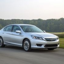 Фотография экоавто Honda Accord Hybrid 2014 - фото 11