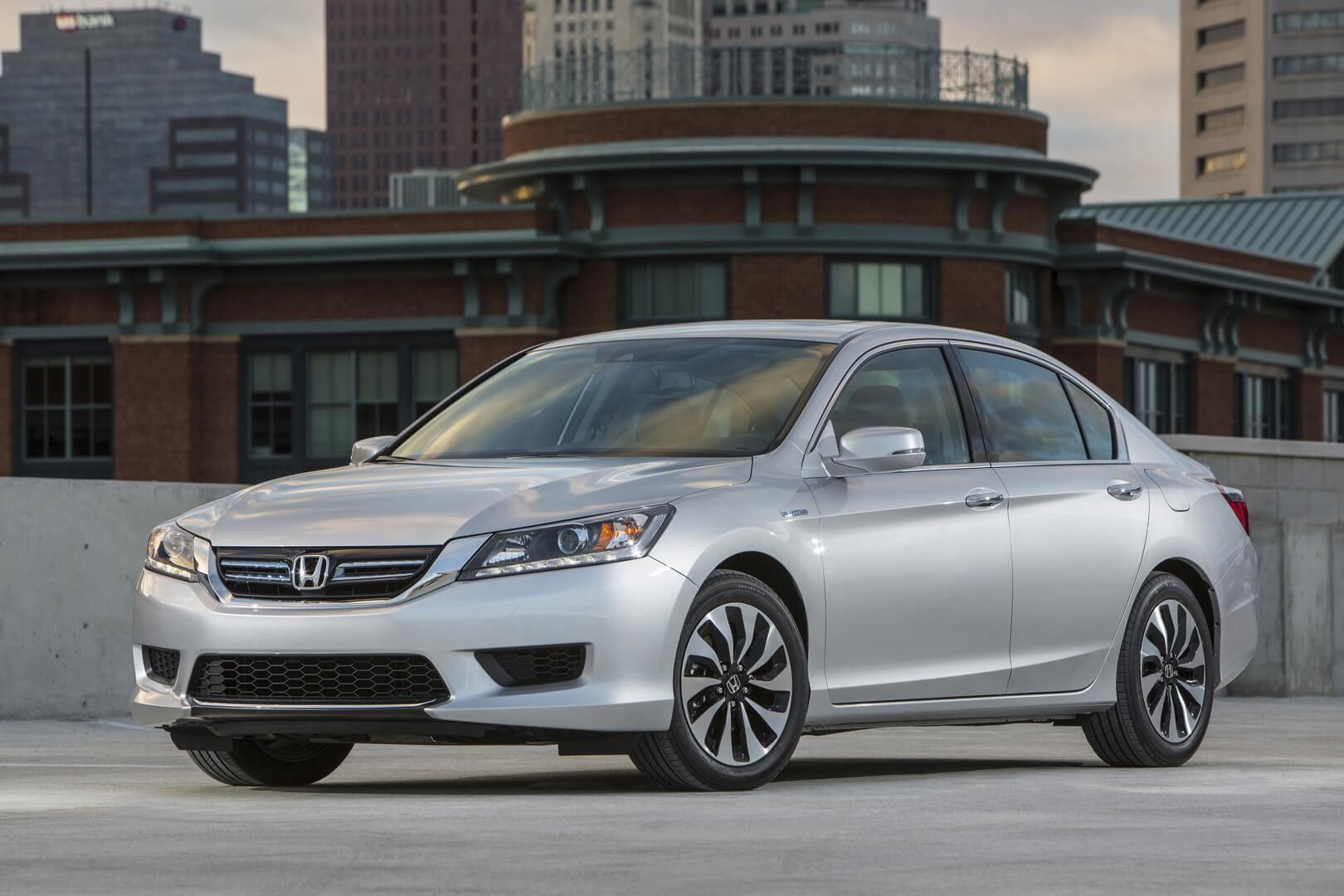 Фотография экоавто Honda Accord Hybrid 2014 - фото 15