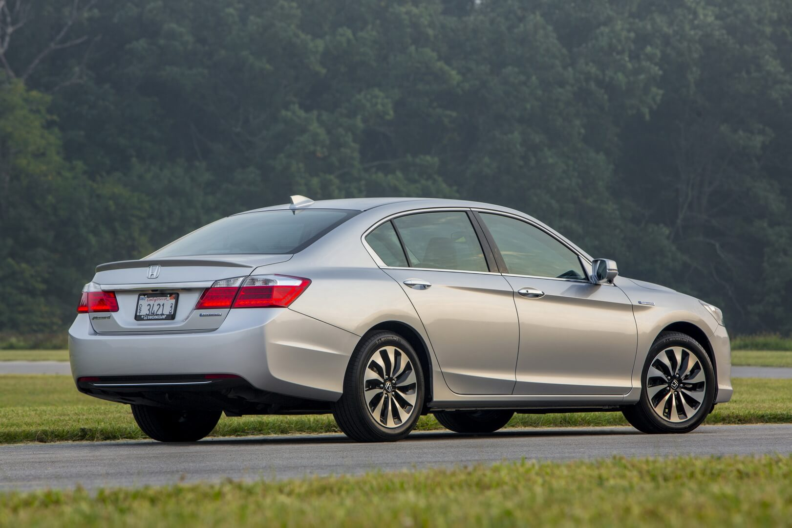 Фотография экоавто Honda Accord Hybrid 2014 - фото 26