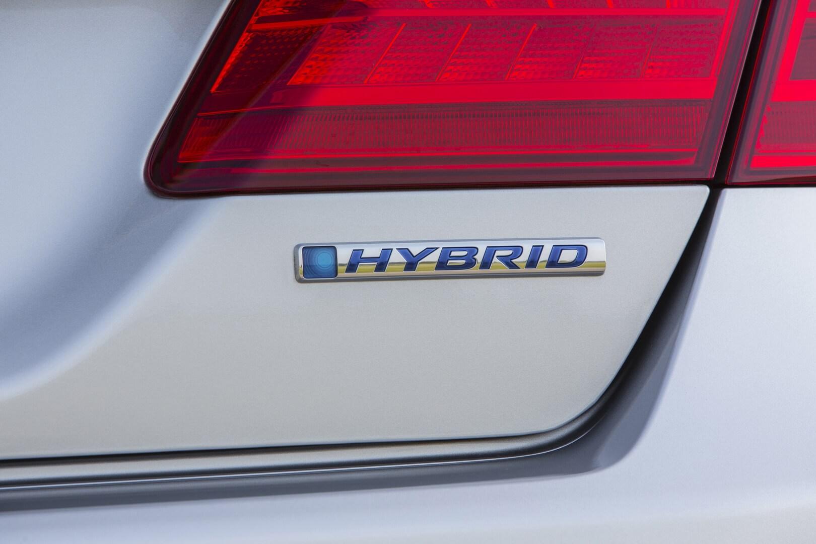 Фотография экоавто Honda Accord Hybrid 2014 - фото 28