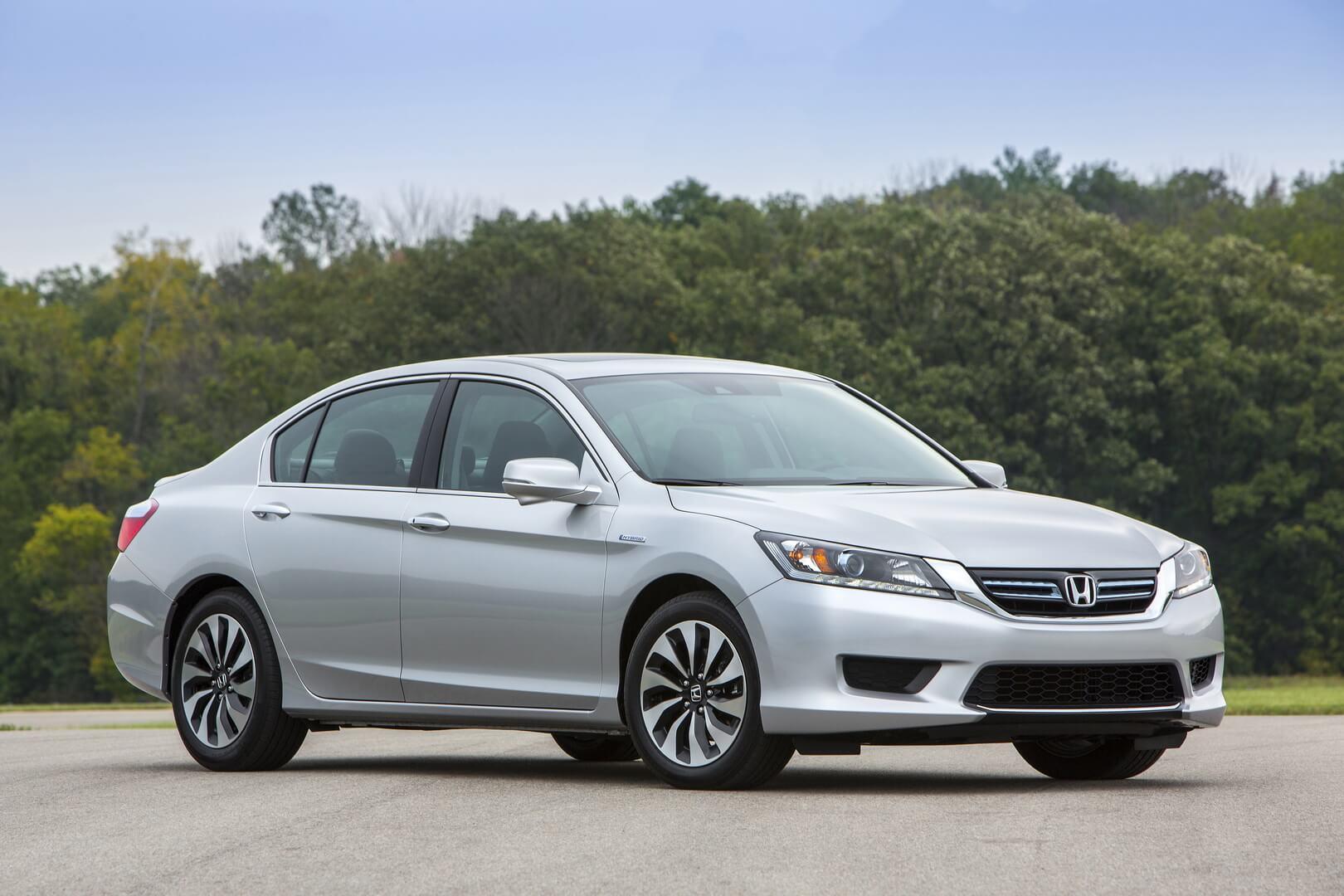 Фотография экоавто Honda Accord Hybrid 2014 - фото 31