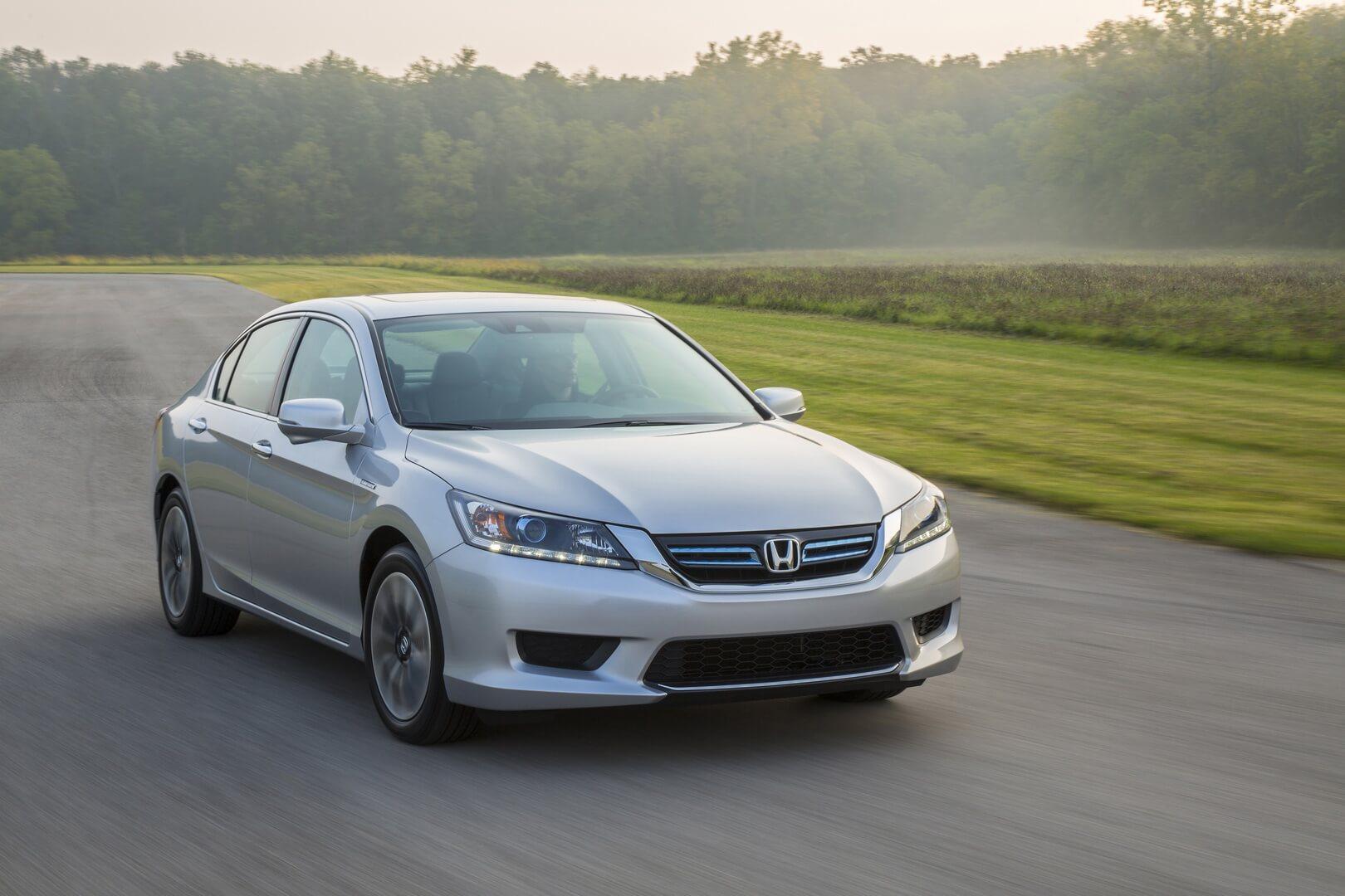 Фотография экоавто Honda Accord Hybrid 2014 - фото 33