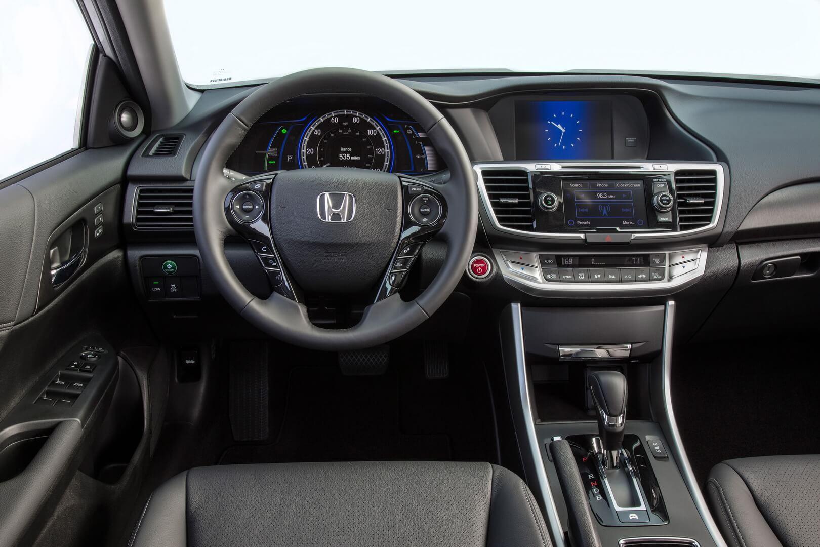 Фотография экоавто Honda Accord Hybrid 2014 - фото 47