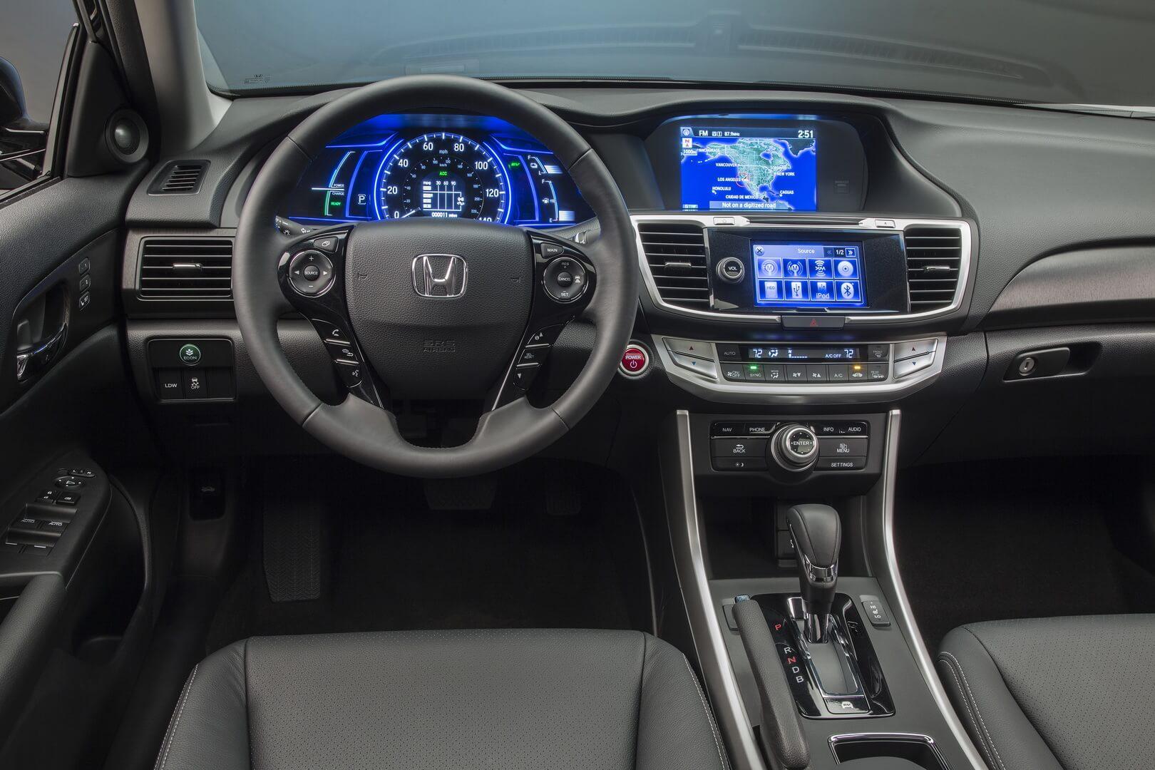 Фотография экоавто Honda Accord Hybrid 2014 - фото 52
