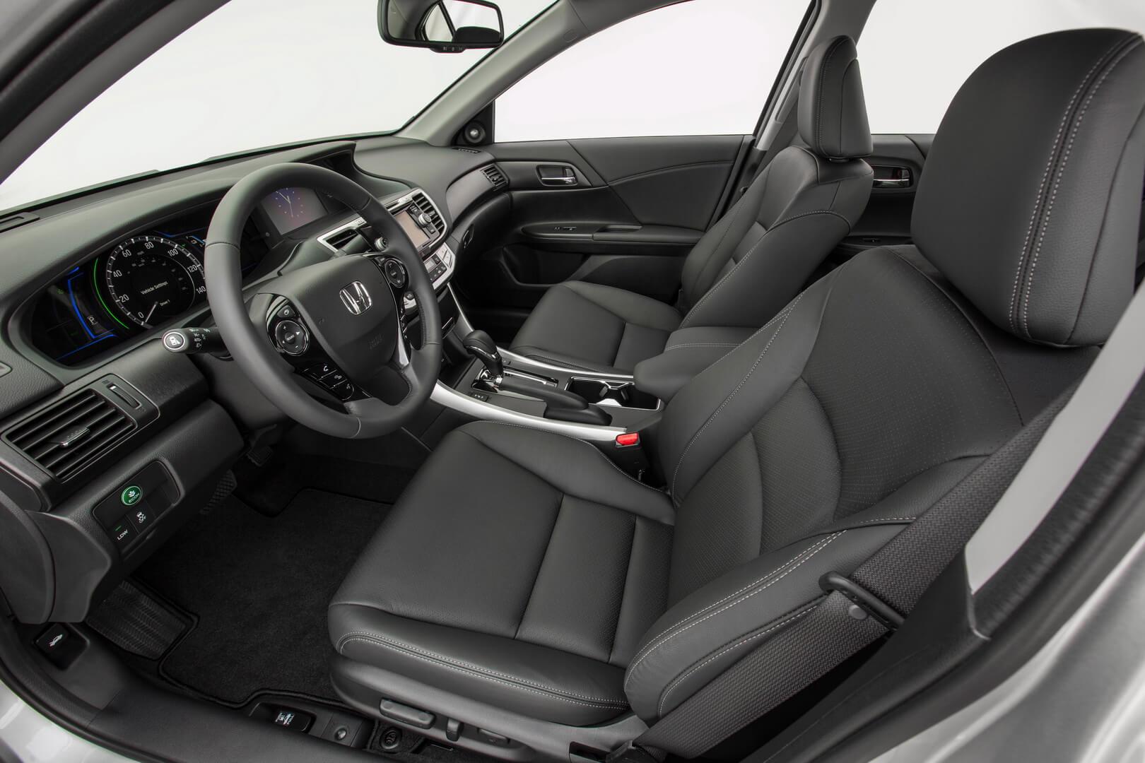 Фотография экоавто Honda Accord Hybrid 2014 - фото 55