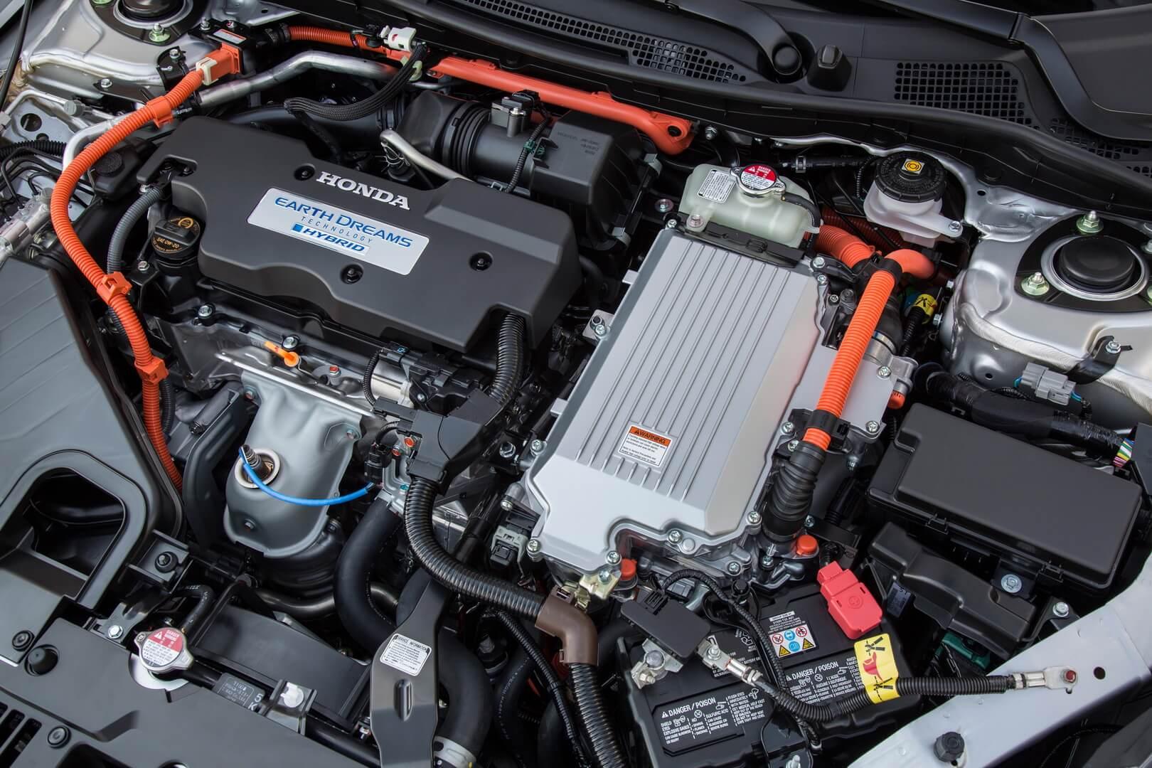 Фотография экоавто Honda Accord Hybrid 2014 - фото 57