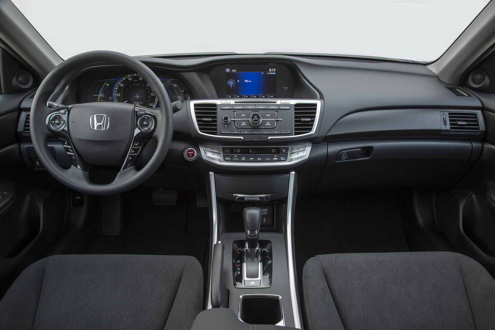 Фотография экоавто Honda Accord Hybrid 2014 - фото 61