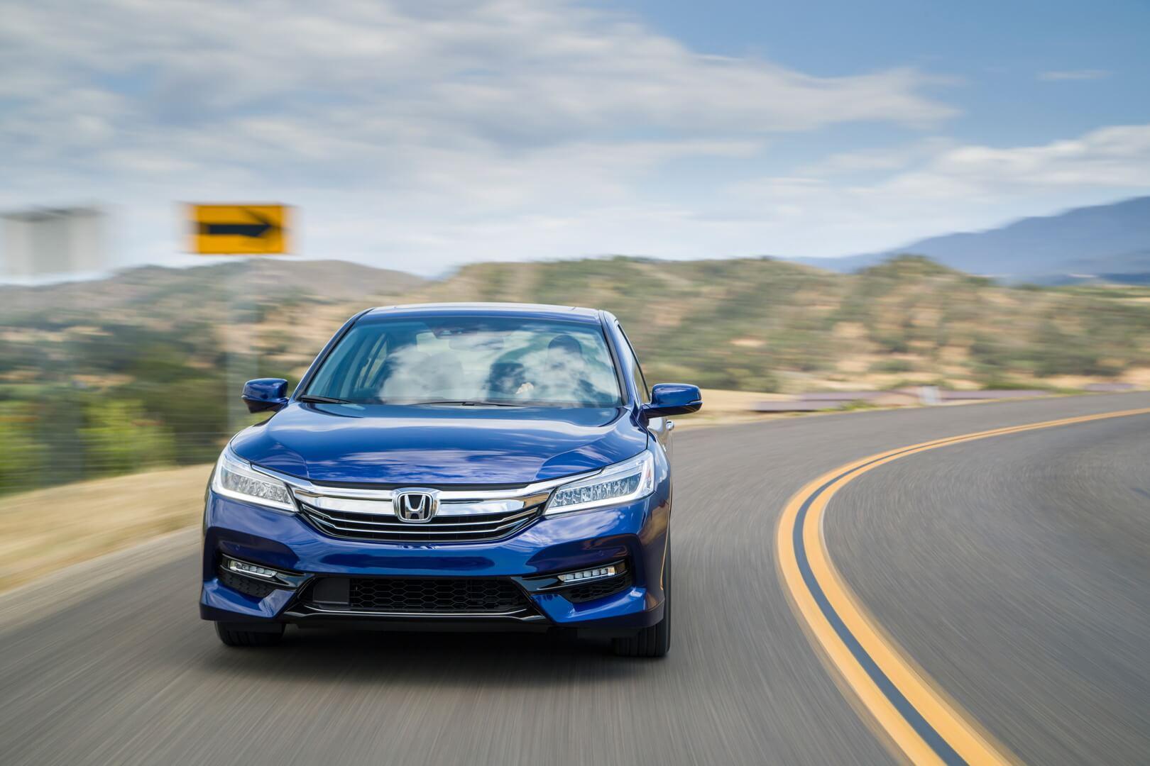 Фотография экоавто Honda Accord Hybrid 2017 - фото 16