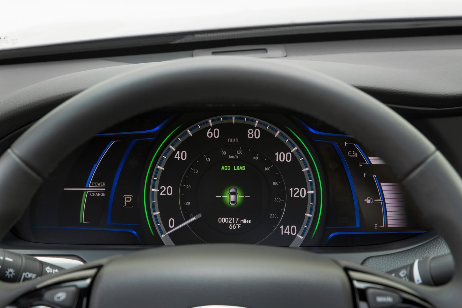 Фотография экоавто Honda Accord Hybrid 2017 - фото 25