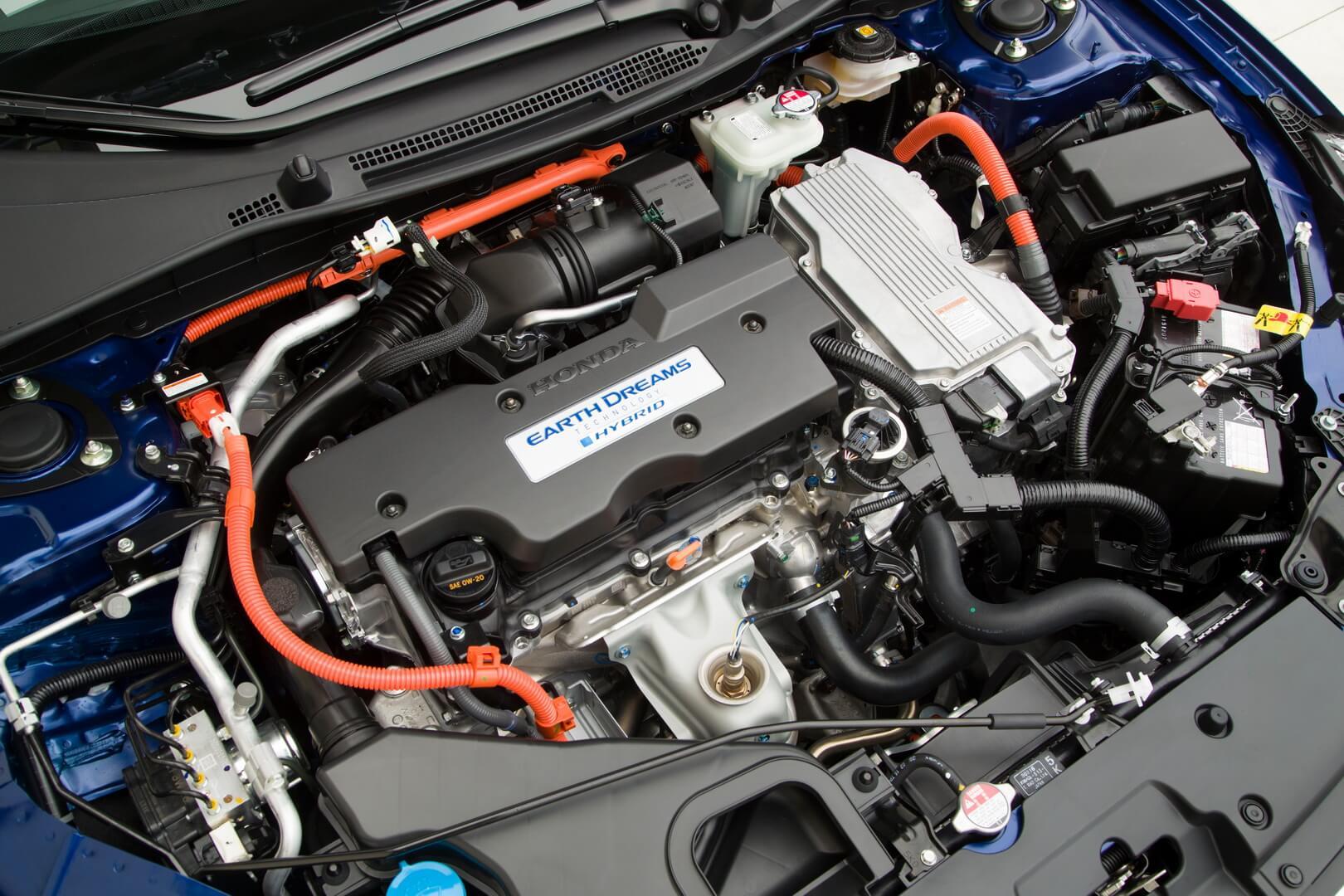 Фотография экоавто Honda Accord Hybrid 2017 - фото 31