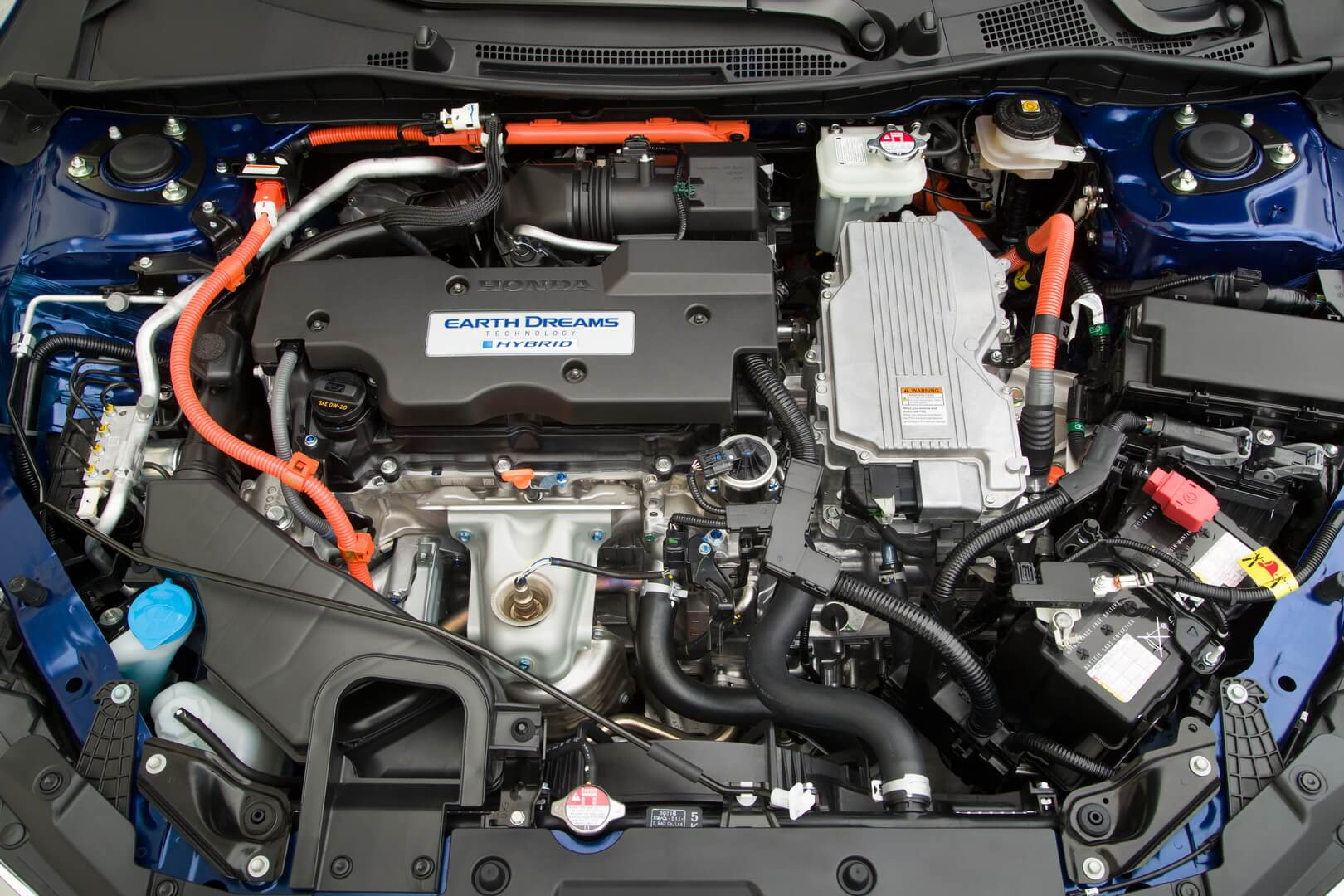 Фотография экоавто Honda Accord Hybrid 2017 - фото 32