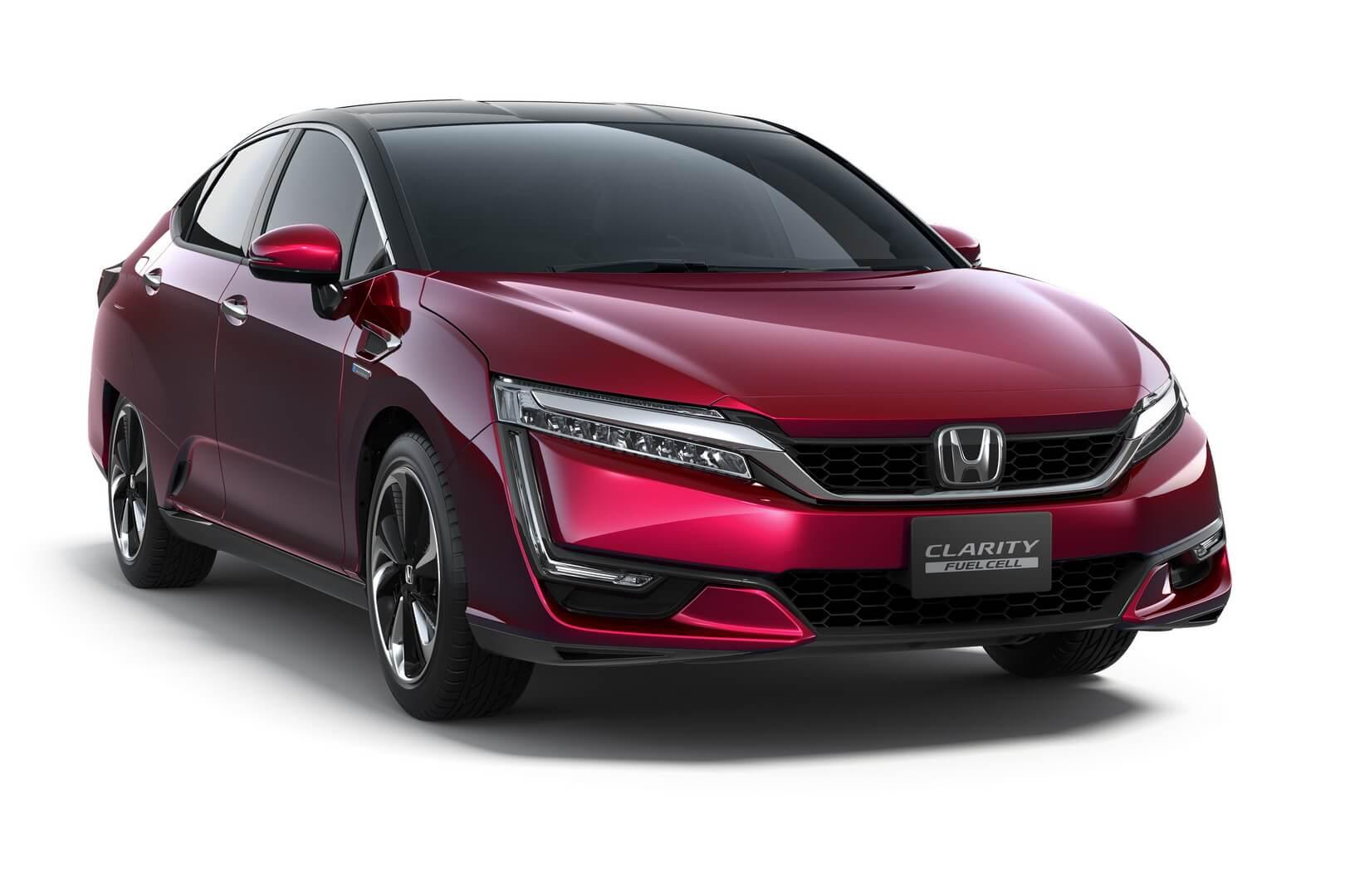 Фотография экоавто Honda Clarity FCV - фото 2