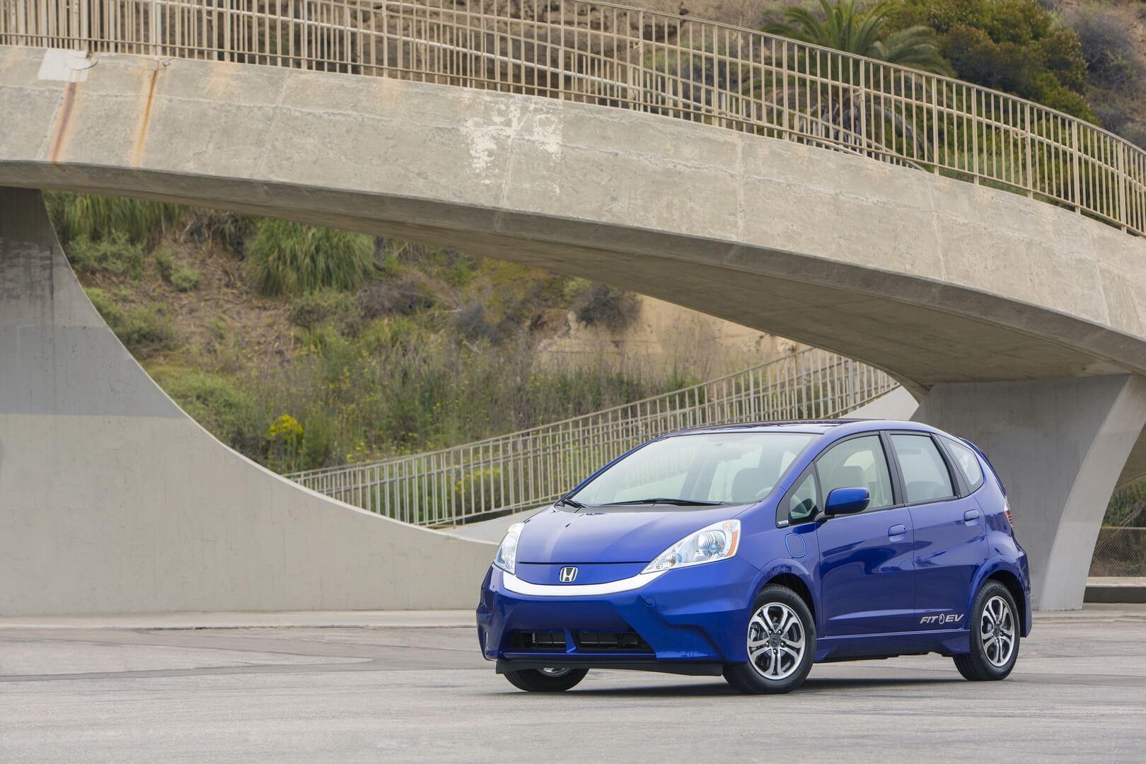 Фотография экоавто Honda Fit EV - фото 16