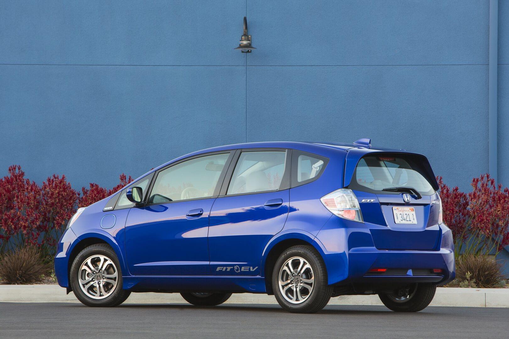 Фотография экоавто Honda Fit EV - фото 21