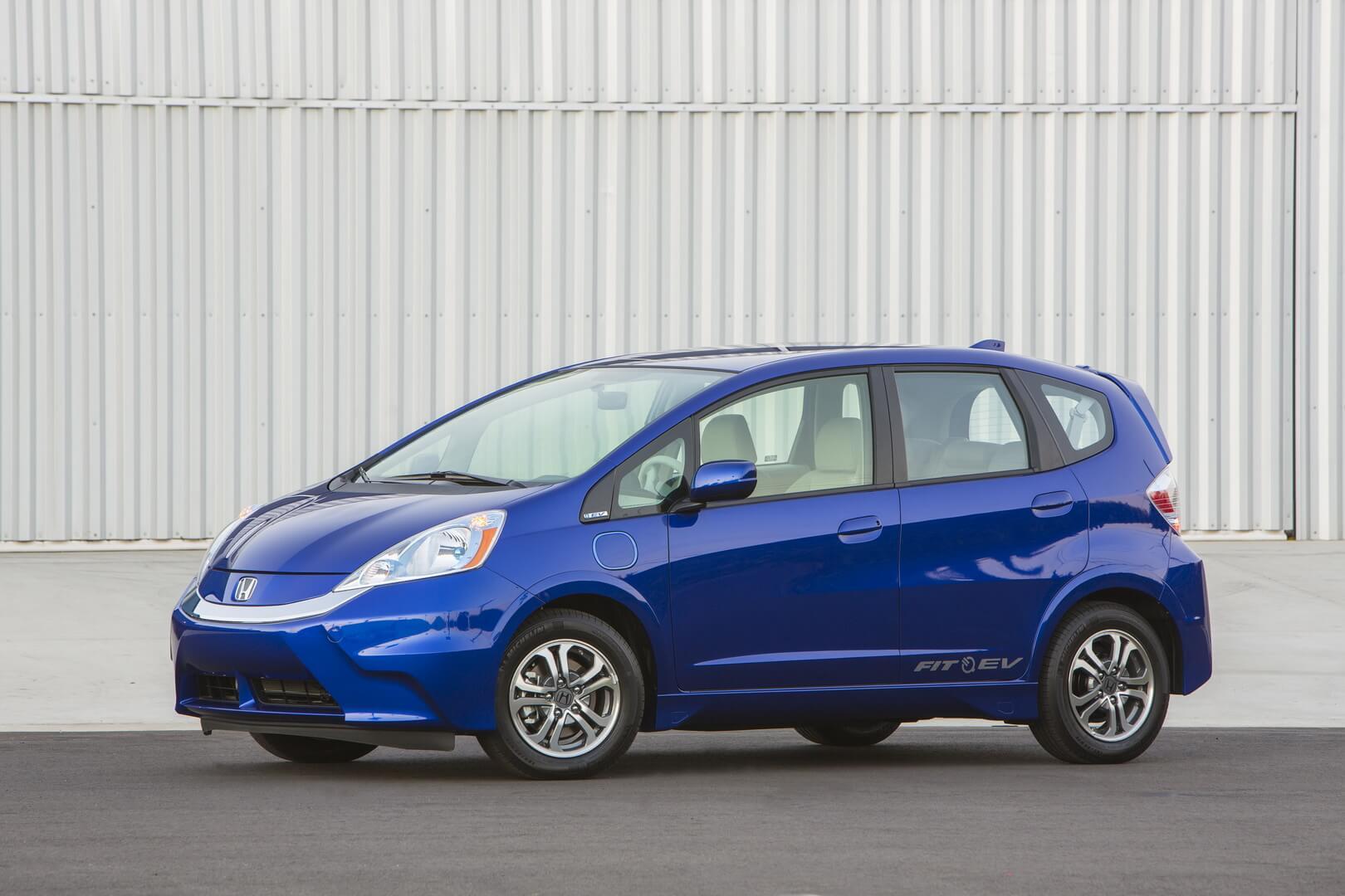 Фотография экоавто Honda Fit EV - фото 27