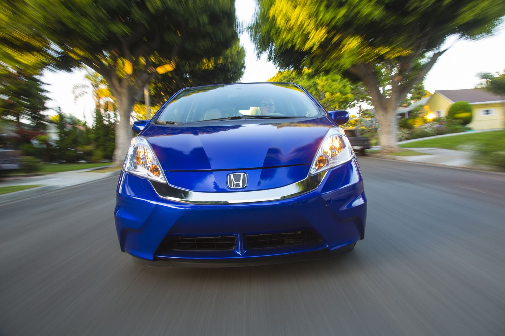 Фотография экоавто Honda Fit EV - фото 41