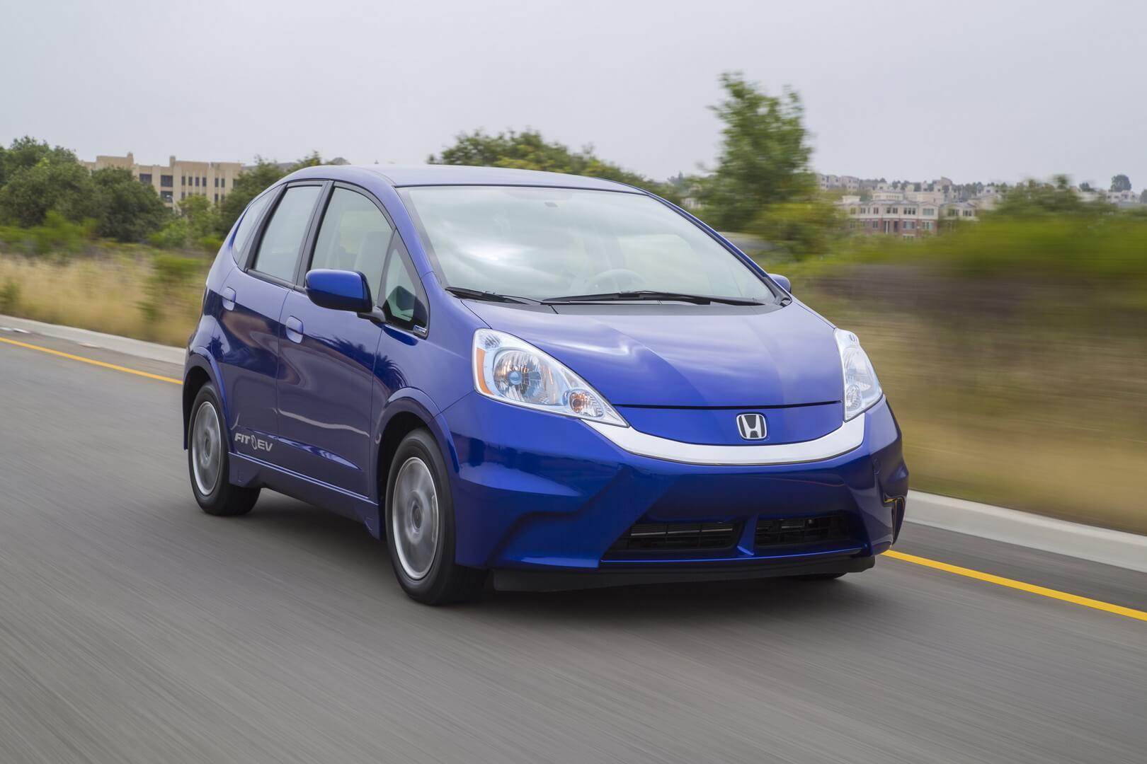 Фотография экоавто Honda Fit EV - фото 43