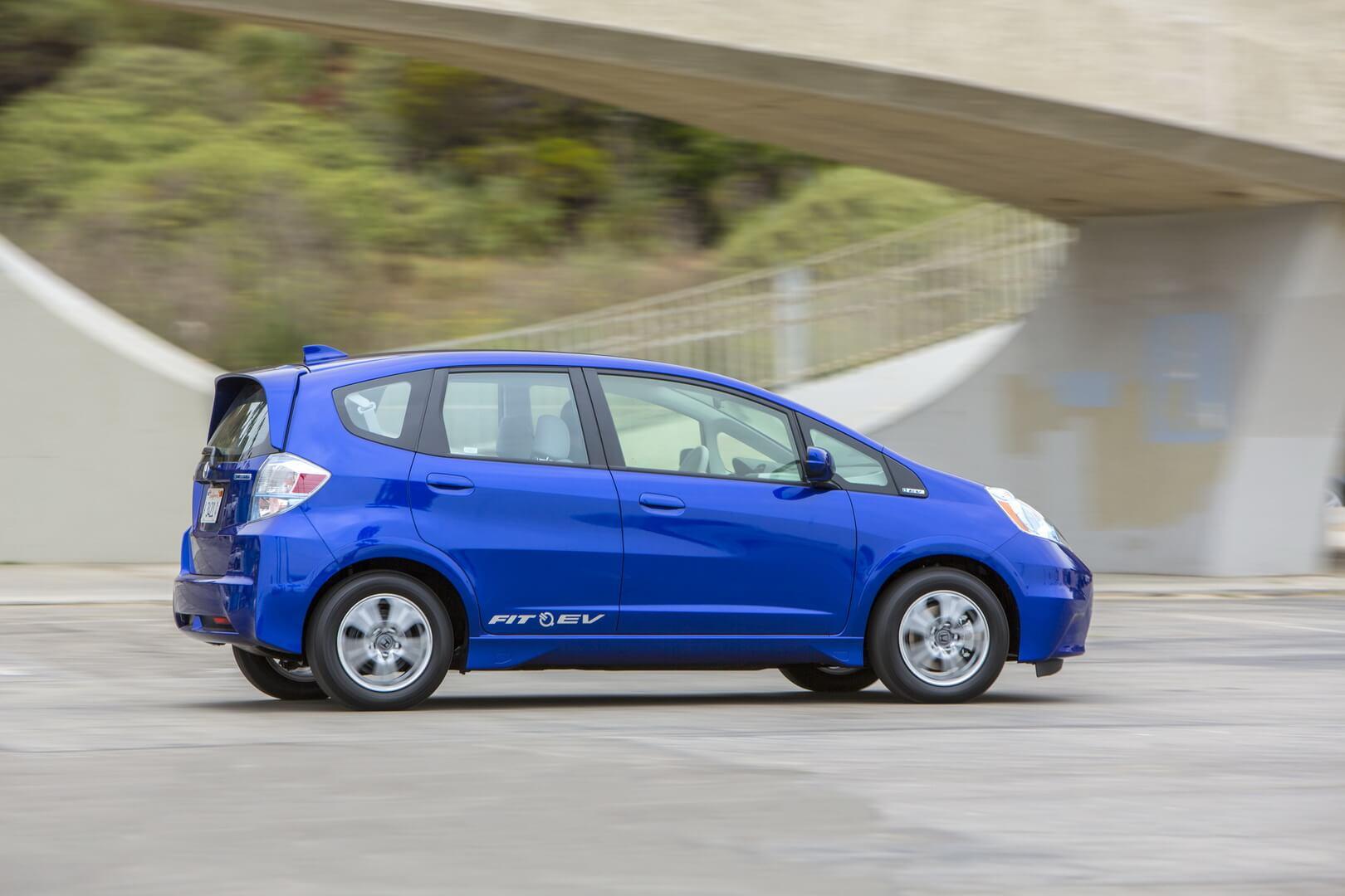 Фотография экоавто Honda Fit EV - фото 45