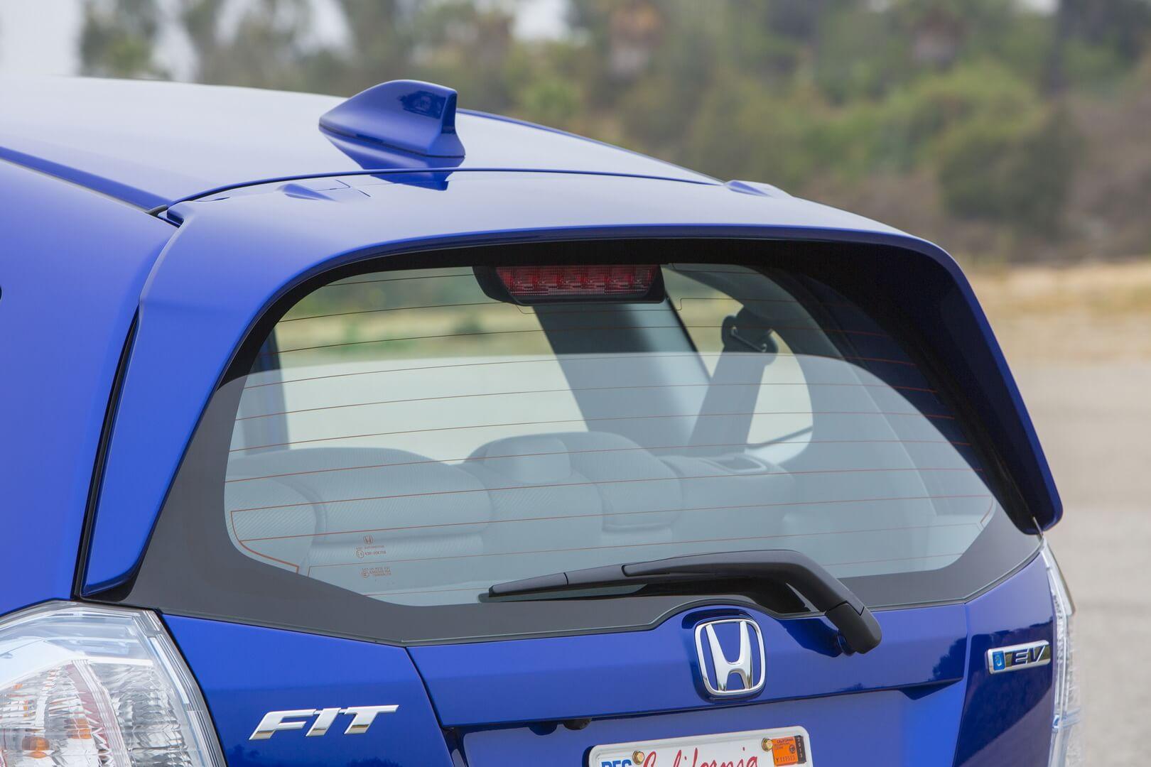 Фотография экоавто Honda Fit EV - фото 59