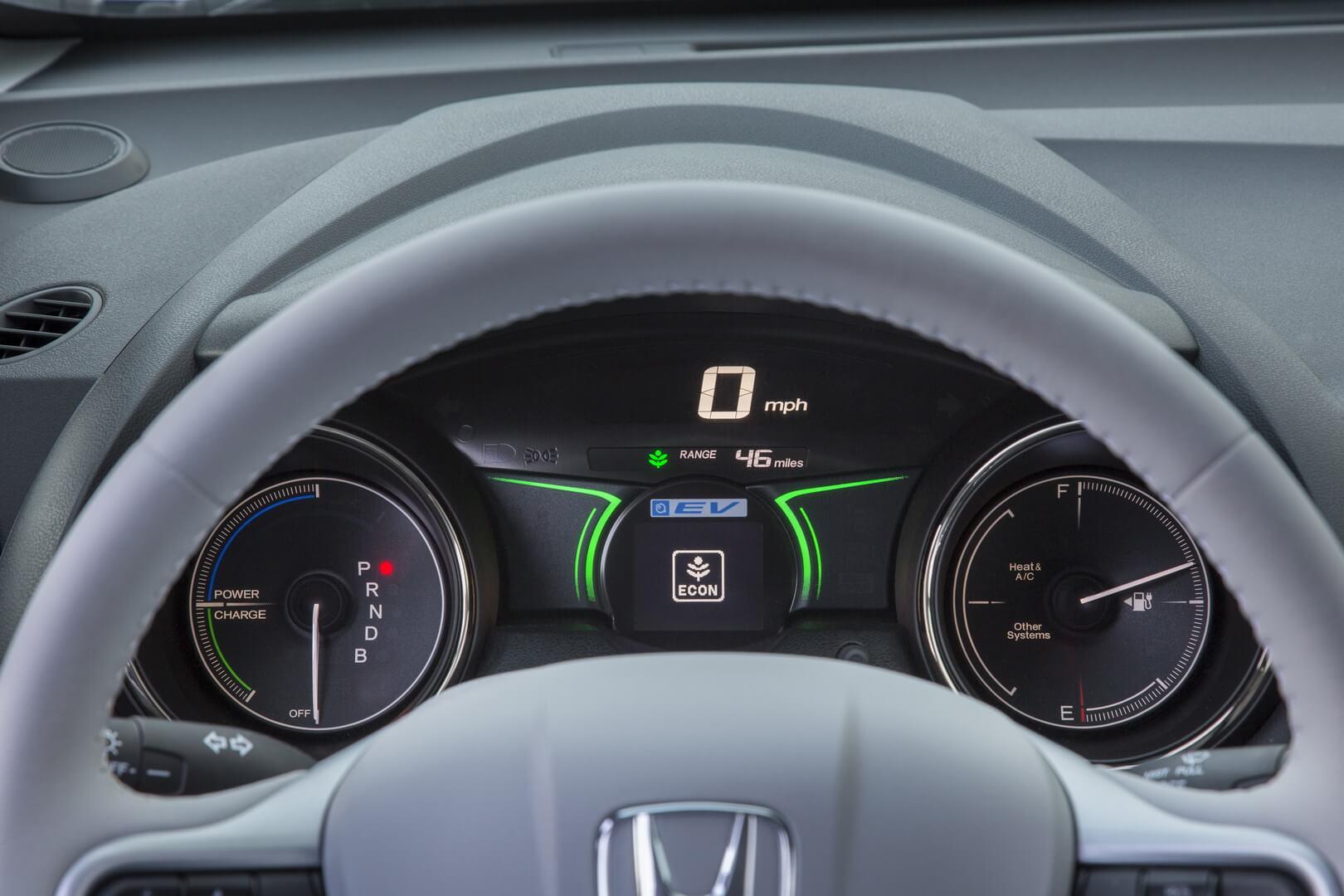 Фотография экоавто Honda Fit EV - фото 85