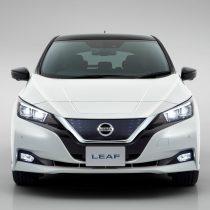 Фотография экоавто Nissan Leaf (40 кВт⋅ч)