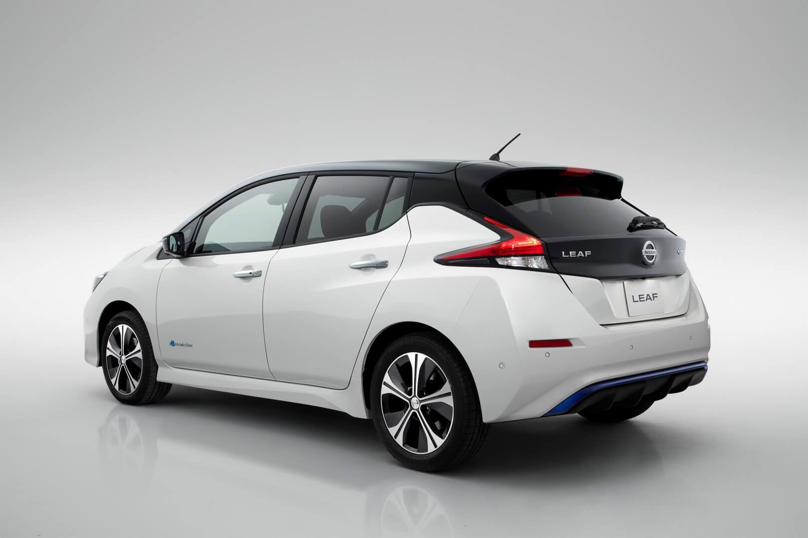 Фотография экоавто Nissan Leaf (40 кВт⋅ч) - фото 4