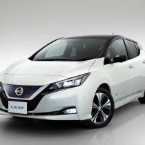 Фотография экоавто Nissan Leaf (40 кВт⋅ч) - фото 6