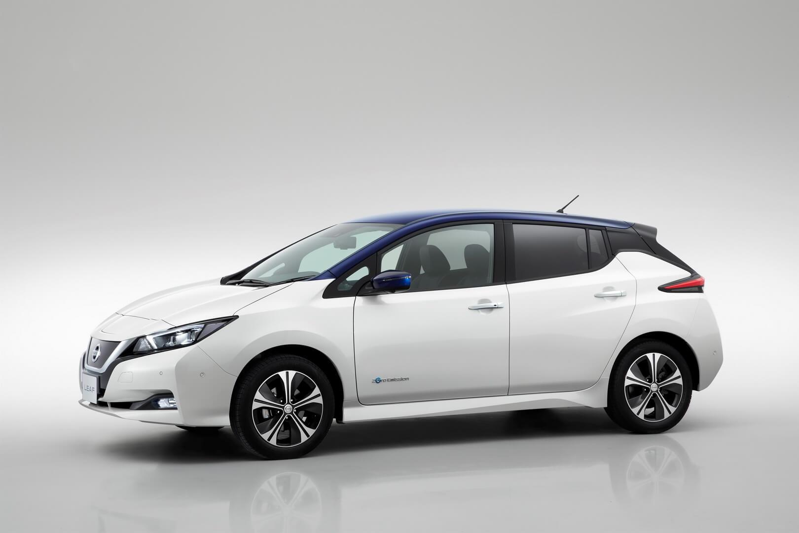 Фотография экоавто Nissan Leaf (40 кВт⋅ч) - фото 9
