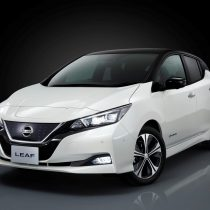 Фотография экоавто Nissan Leaf (40 кВт⋅ч) - фото 20