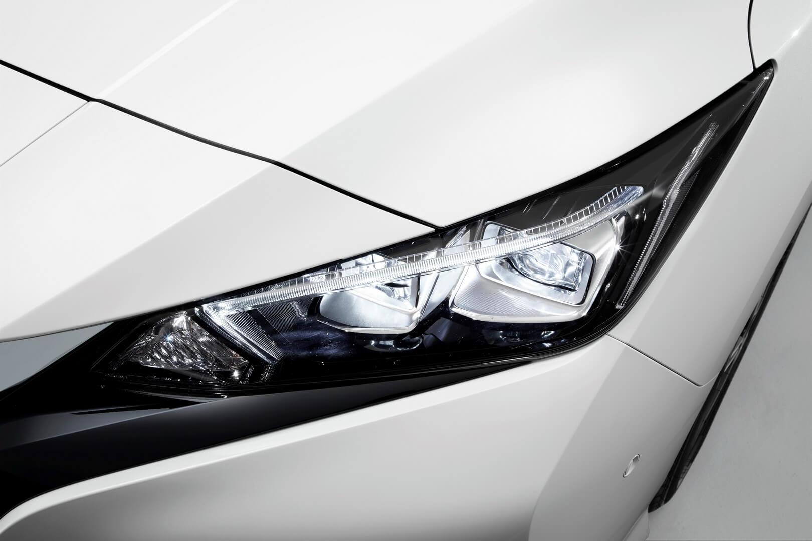 Фотография экоавто Nissan Leaf (40 кВт⋅ч) - фото 13