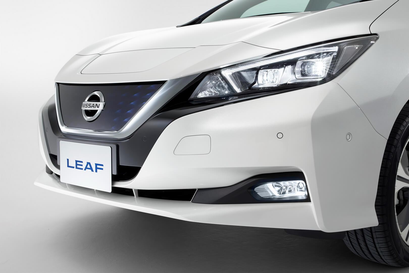 Фотография экоавто Nissan Leaf (40 кВт⋅ч) - фото 16
