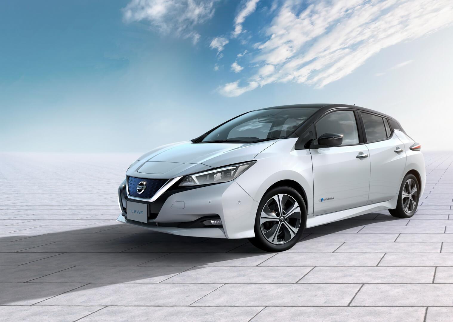 Фотография экоавто Nissan Leaf (40 кВт⋅ч) - фото 22