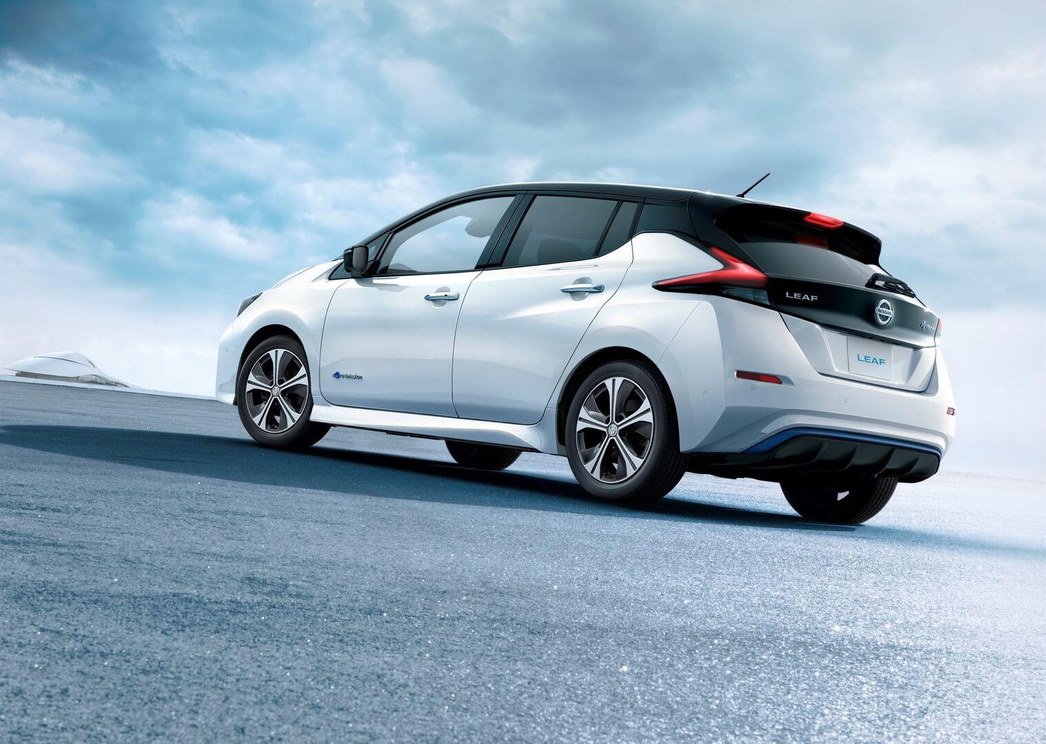 Фотография экоавто Nissan Leaf (40 кВт⋅ч) - фото 25