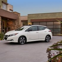 Фотография экоавто Nissan Leaf (40 кВт⋅ч) - фото 26