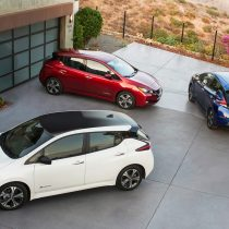 Фотография экоавто Nissan Leaf (40 кВт⋅ч) - фото 27