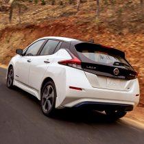 Фотография экоавто Nissan Leaf (40 кВт⋅ч) - фото 29