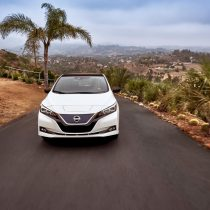 Фотография экоавто Nissan Leaf (40 кВт⋅ч) - фото 30