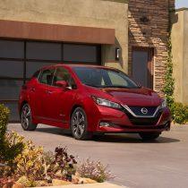 Фотография экоавто Nissan Leaf (40 кВт⋅ч) - фото 31