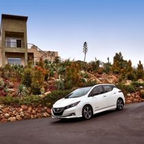 Фотография экоавто Nissan Leaf (40 кВт⋅ч) - фото 35