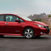 Фотография экоавто Nissan Leaf (40 кВт⋅ч) - фото 36