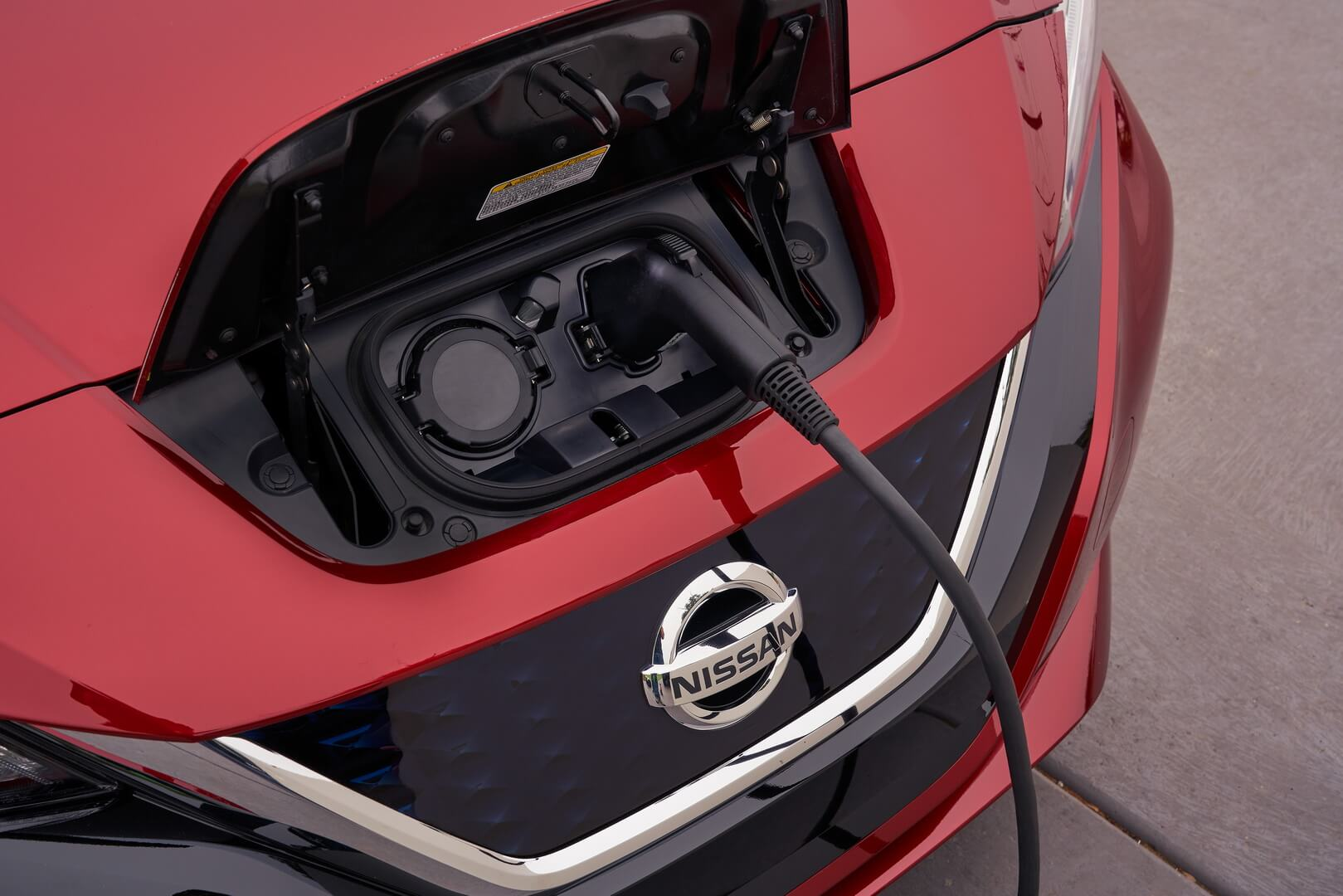 Фотография экоавто Nissan Leaf (40 кВт⋅ч) - фото 39